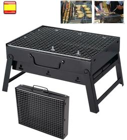 Portable Fold Barbecue Charcoal Grill Stove Shish Kabob BBQ