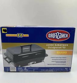 """KINGSFORD PORTABLE GRILL 17"""" RECTANGLE GRILL NEW"""