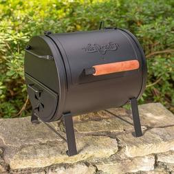 Outdoor Compact Charcoal Grill BBQ Portable Tailgate Cooker