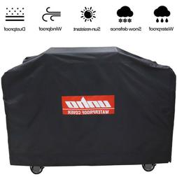 Premium BBQ Grill Cover Reinforced Waterproof for Brinkmann