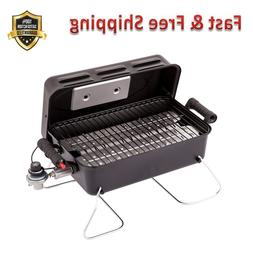 Propane Gas Grill Deluxe Portable Durable Heat Resistant Han