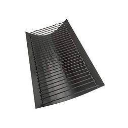Votenli PZ3508  Steel Ash Pan with Wire Grate for Chargrille