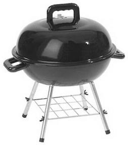 RANKAM  MFG CO LTD Portable Kettle Grill, 151-Sq. In., 14-In