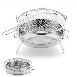 ADSRO Removable Oven Grill, Barbecue Table Portable Barbecue