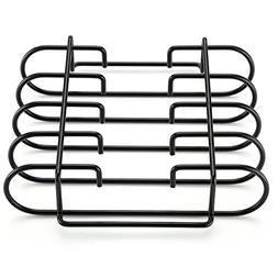 soldbbq Roasting/Rib Rack-Non-Stick-Outdoor Grill BBQ Access