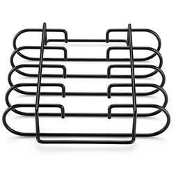soldbbq Roasting/Rib Rack-Non-Stick-Outdoor Grill BBQ Access