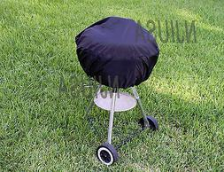 """Round Charcoal Kettle BBQ Grill 26"""" - 31"""" Diameter EZ Use Co"""