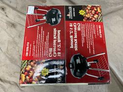 """SEALED Char-Broil Gold Series 18-1/2"""" Round Charcoal Kettl"""