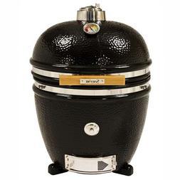 "Saffire Grills XL 23"" Silver Onyx Black"