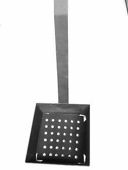 smoke wood fire box charcoal basket