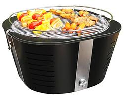 FutureSprout Smokeless Charcoal Grill Outdoor Grills Adjusta