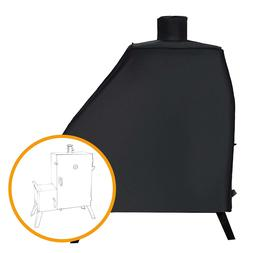 iCOVER Smoker Cover for Dyna-Glo DGO1890BDC-D Vertical Offse