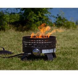Fire Sense Sporty Campfire Portable 19 diam. Fire Pit