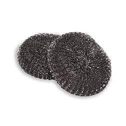 Big Green Egg Stainless Replacement Grill Scrubber Pads SPSL