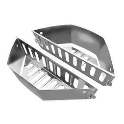 Stainless Steel Charcoal Basket for BBQ Grills and Kettles -