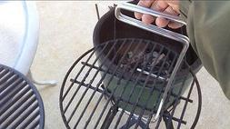 Stainless Steel Ott Grid Grill Grate Lifter Tool For Weber C