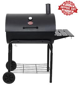 ORIGINAL Char-Griller Steel Charcoal Grill 830 Cover Grate B
