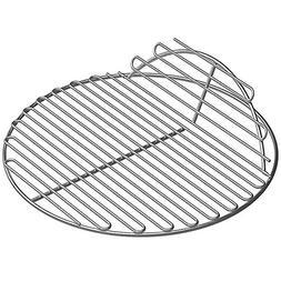 SELEWARE SUS304 Stainless Steel Round Grid Hinged Cooking Gr