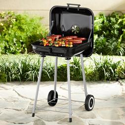 The EXPERT GRILL: 17.5-Inch Charcoal Portable BBQ Barbecue M