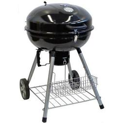 The Original Outdoor Cooker Charcoal Grill 22.4-in Black Ket