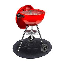 GrillTex Under the Grill Protective Deck and Patio Mat, 27 i