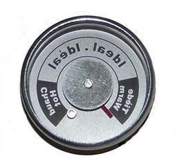 Brinkmann Upright Smoker Temperature Gauge All-In-One Round