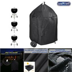 Waterproof Heavy Duty 7150 Grill Cover For Weber 22 Inch Cha