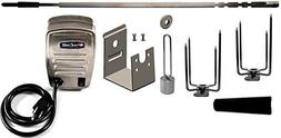 OneGrill Weber Fit Stainless Steel Complete Grill Rotisserie