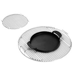 Weber Gourmet BBQ System Griddle for 22.5 Charcoal Grills