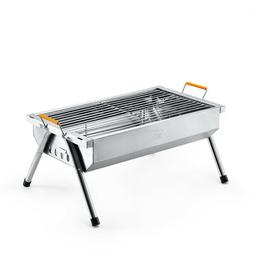 YUTOO Stainless Steel Outdoor Portable Charcoal Barbecue Gri